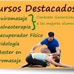 Cursos de masaje en Pontevedra
